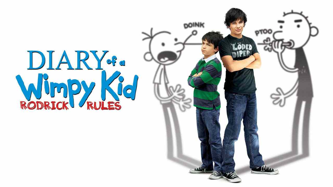 Is Movie Diary Of A Wimpy Kid Rodrick Rules 2011 Streaming On Netflix