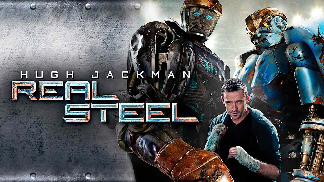 Is Movie Real Steel 2011 Streaming On Netflix