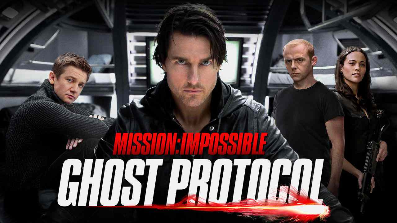 Is Mission Impossible Ghost Protocol Movie Streaming On Netflix