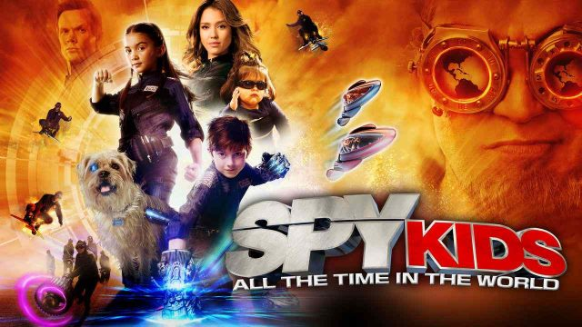 Spy Kids: All the Time in the World 2011