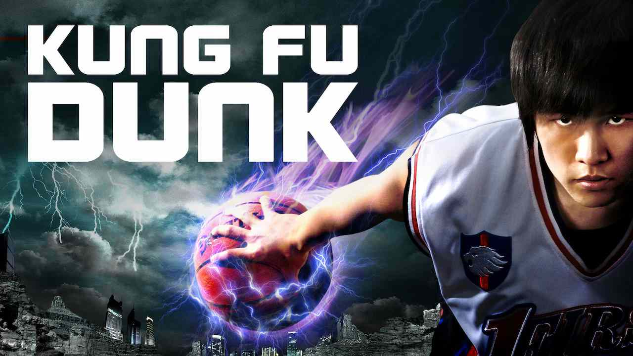 Is Movie Kung Fu Dunk 2008 Streaming On Netflix