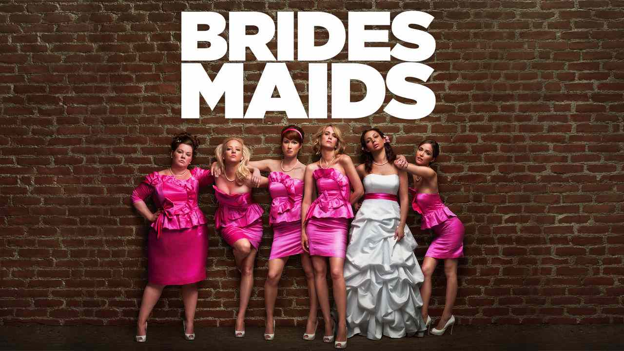Is Movie Bridesmaids 2011 Streaming On Netflix