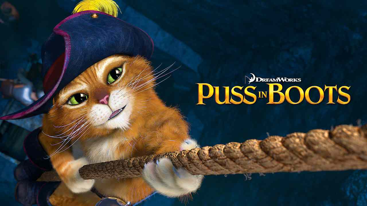 Is Movie Puss In Boots 2011 Streaming On Netflix