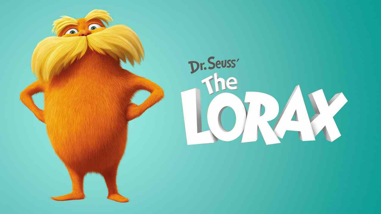 Is Movie Dr Seuss The Lorax 2012 Streaming On Netflix