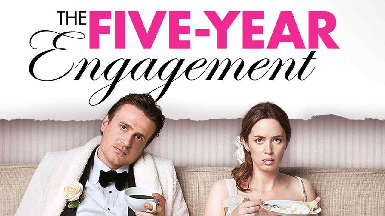 The Five-Year Engagement 2012