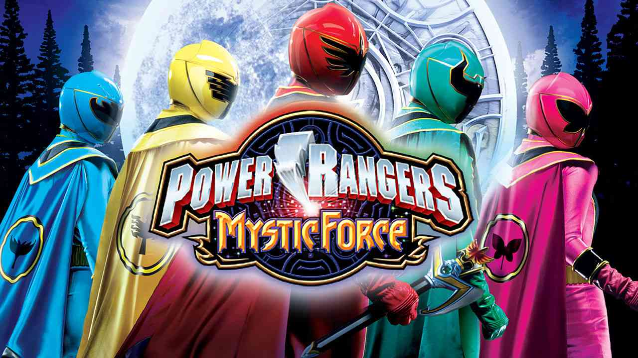 Power Rangers Mystic Force Stream