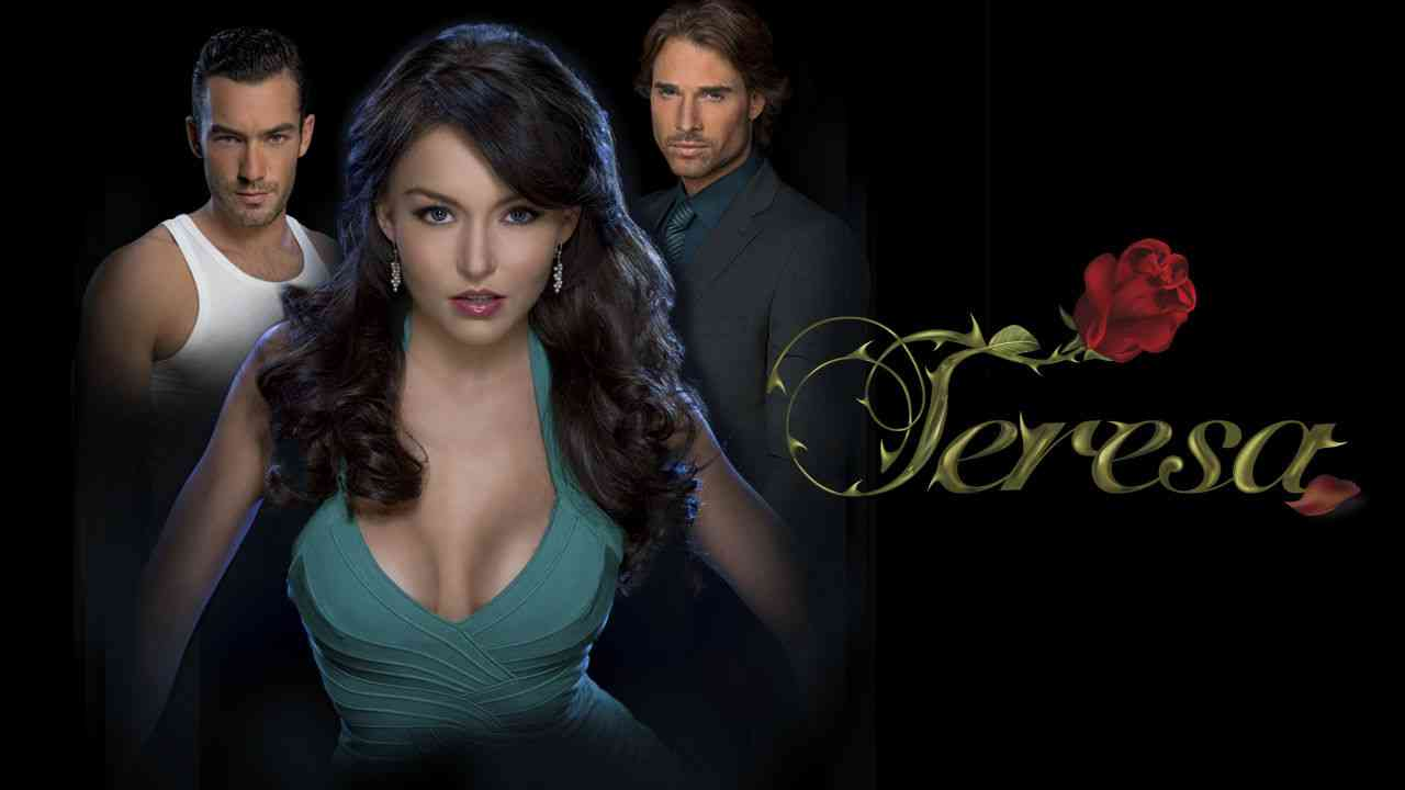 Angelique Boyer Movies And Tv Shows is 'teresa' tv show streaming on netflix?