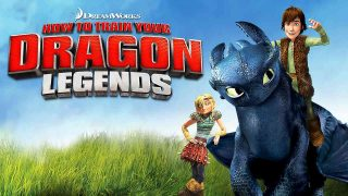 DreamWorks How to Train Your Dragon Legends 2011