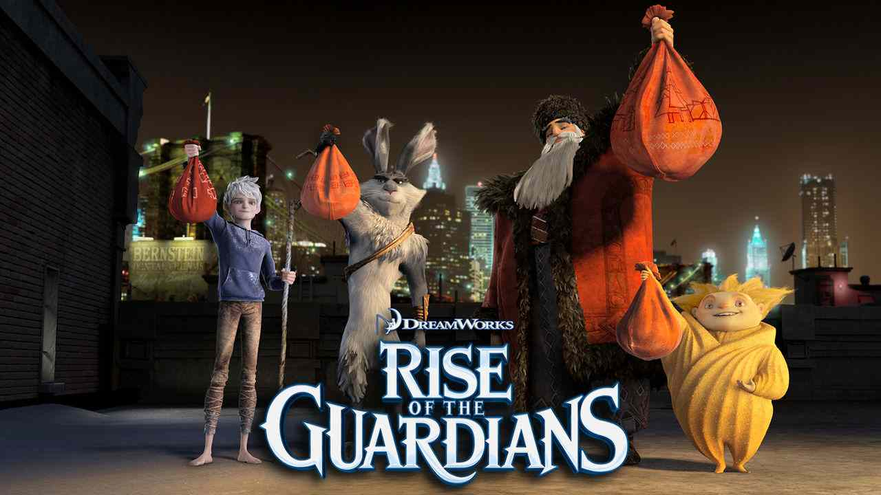 Is Movie Rise Of The Guardians 2012 Streaming On Netflix