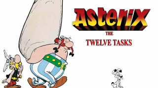 Asterix: The 12 Tasks 1976