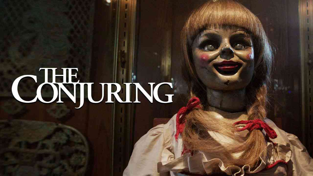 Is Movie The Conjuring 2013 Streaming On Netflix