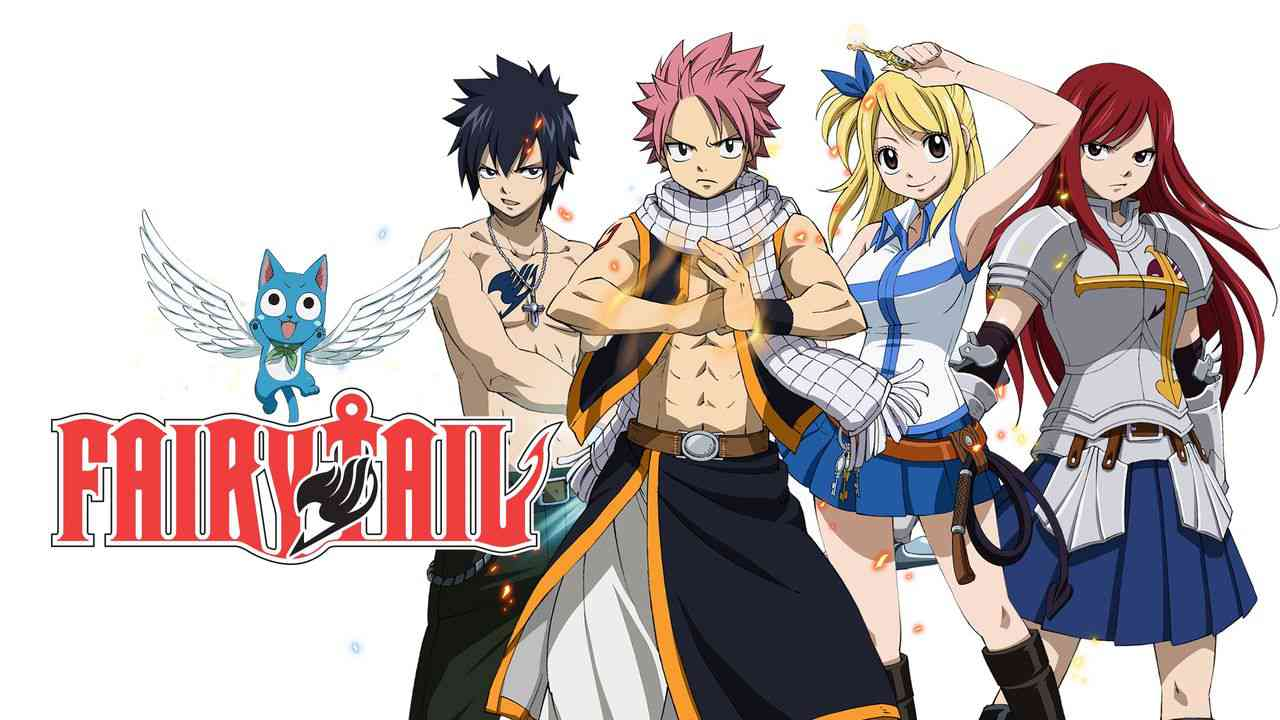 Fairy Tail 2010