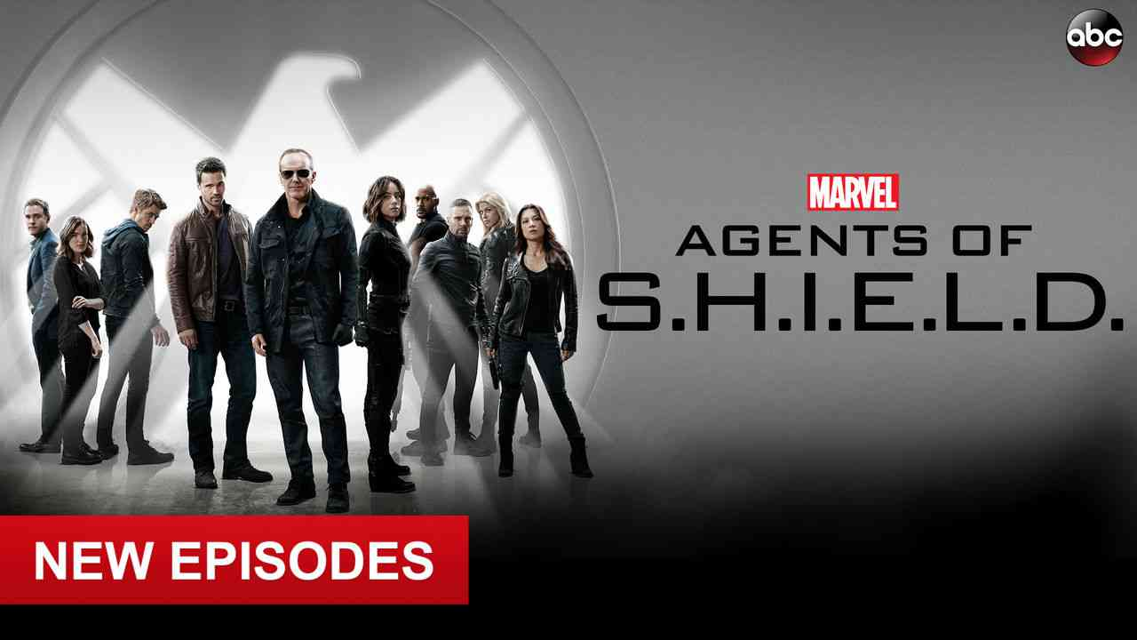 Marvel's Agents of S.H.I.E.L.D. 2017