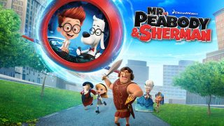 Mr. Peabody and Sherman 2014