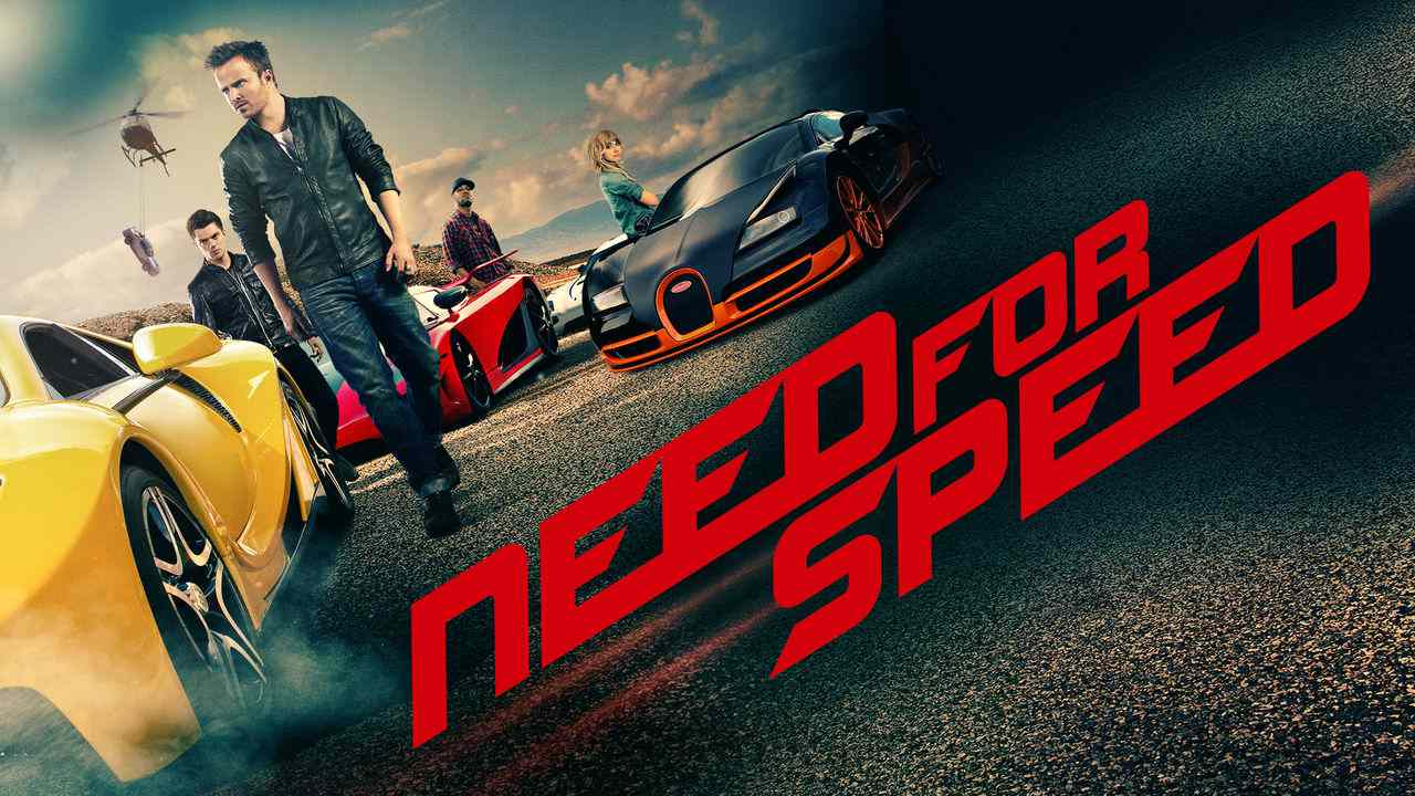 Is 'Need for Speed' movie streaming on Netflix?