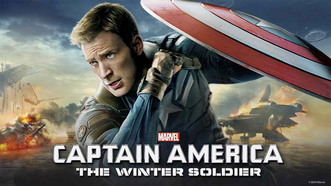 Captain America: Winter Soldier 2014