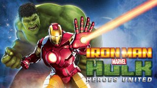 Marvel's Iron Man & Hulk: Heroes United 2013