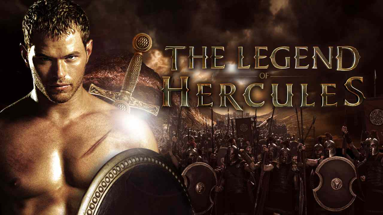 Is Movie The Legend Of Hercules 2014 Streaming On Netflix