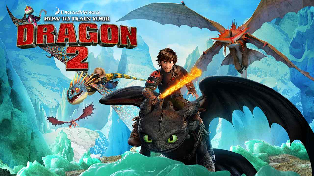 Is Movie How To Train Your Dragon 2 2014 Streaming On Netflix