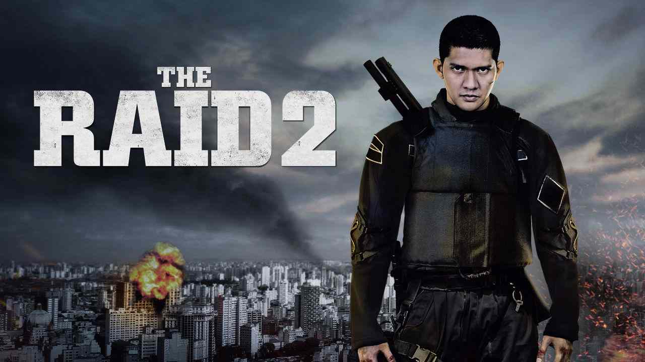 Is The Raid 2 Movie Streaming On Netflix
