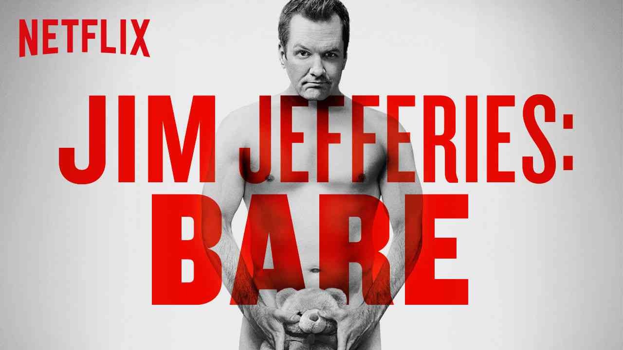 Jim Jefferies : BARE 2014