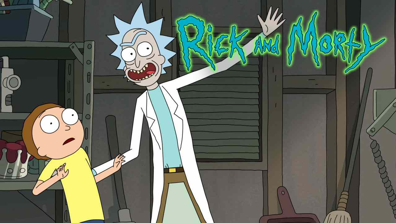 Rick and Morty 2013