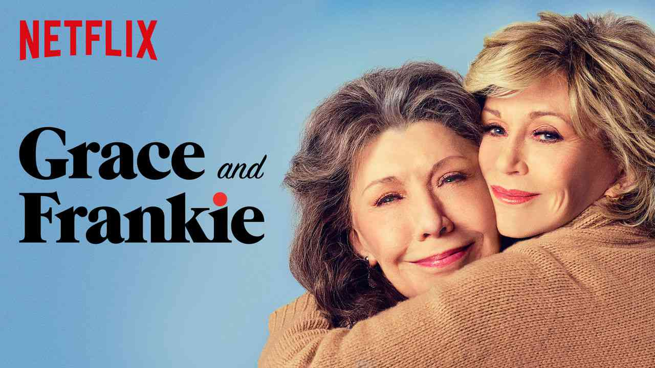 Grace and Frankie 2017