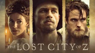 Lost City of Z 2016