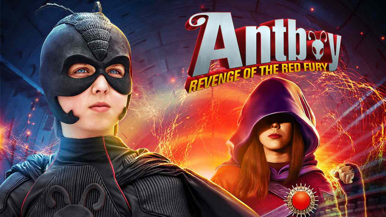 Antboy 2: Revenge of the Red Fury 2015