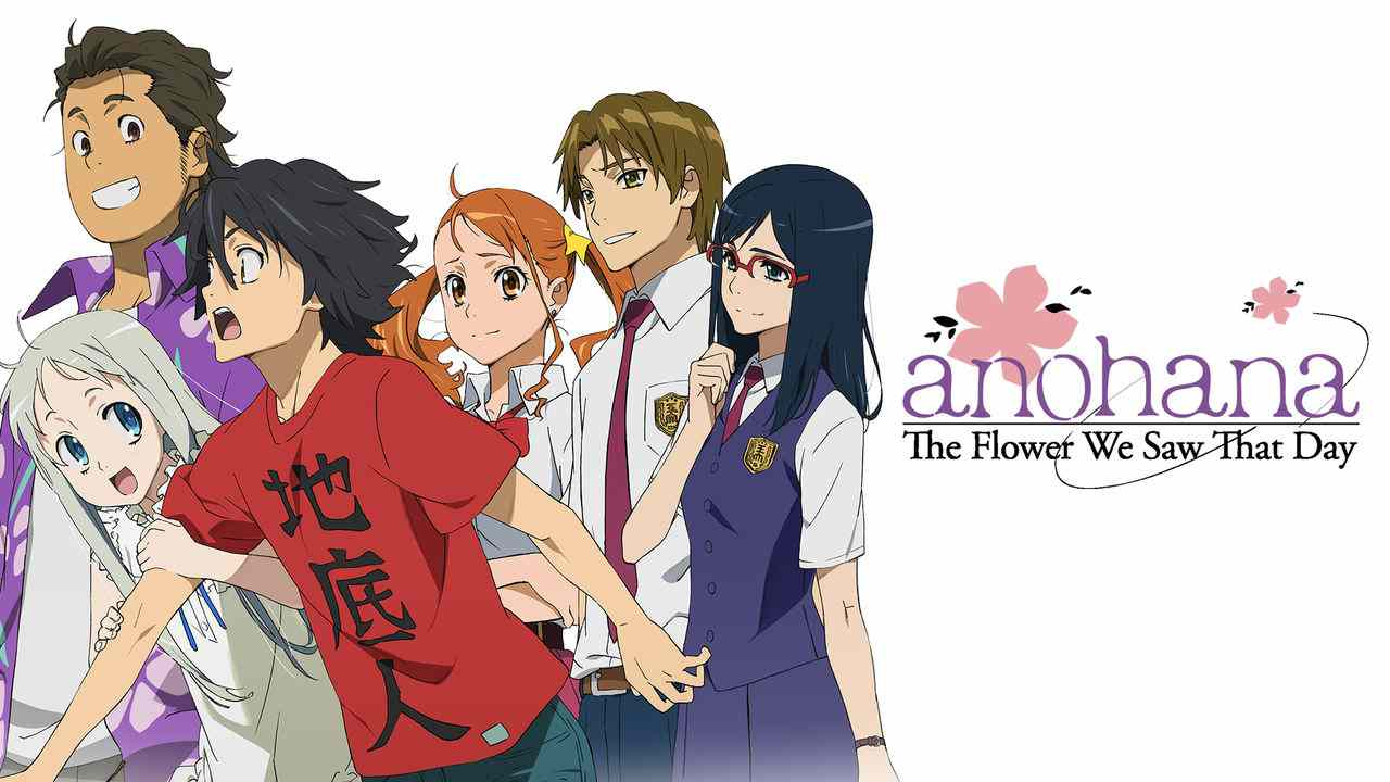 Anohana: The Flower We Saw That Day 2011