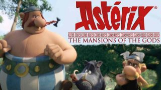 Asterix: The Mansion of the Gods 2014
