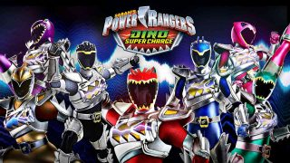 Power Rangers Dino Super Charge 2016