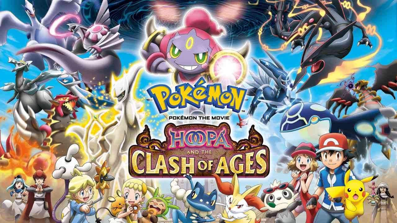 Hoopa And The Clash Of Ages Stream