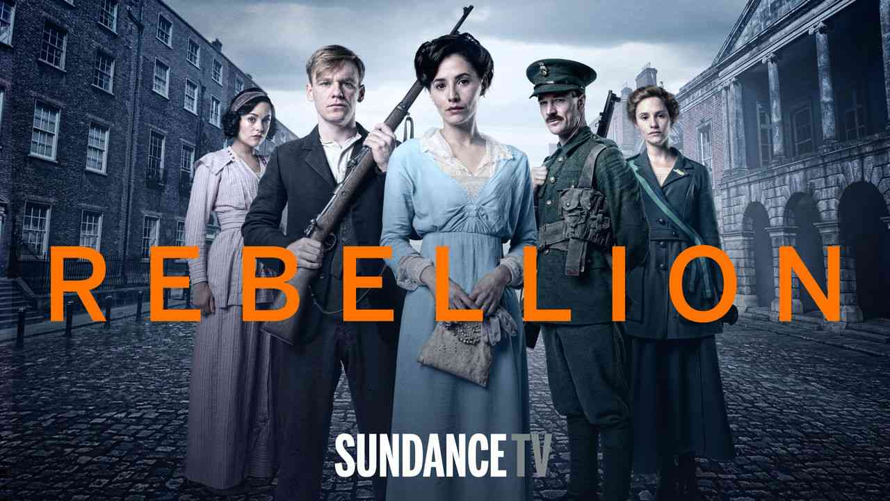 Is 'Rebellion' TV Show streaming on Netflix?