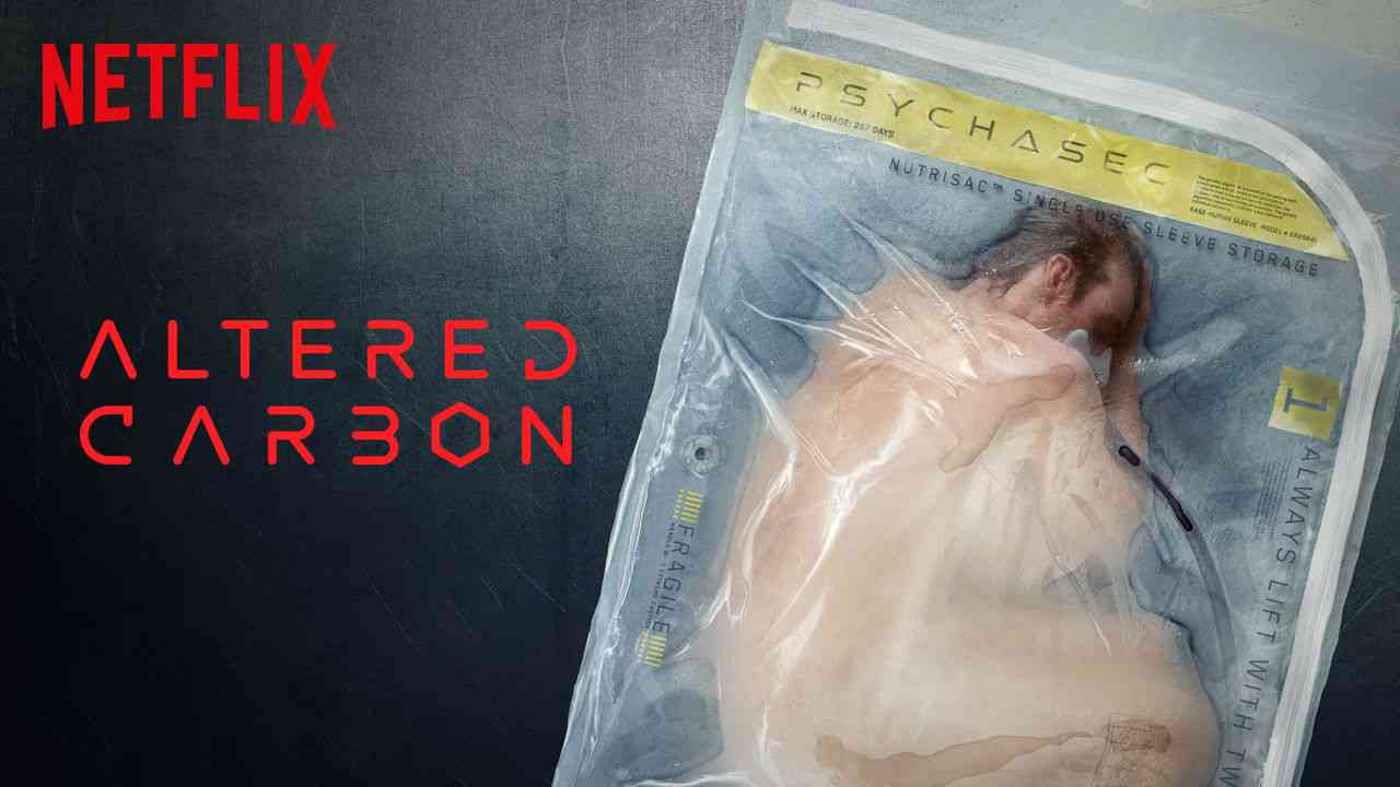 Altered Carbon 2018