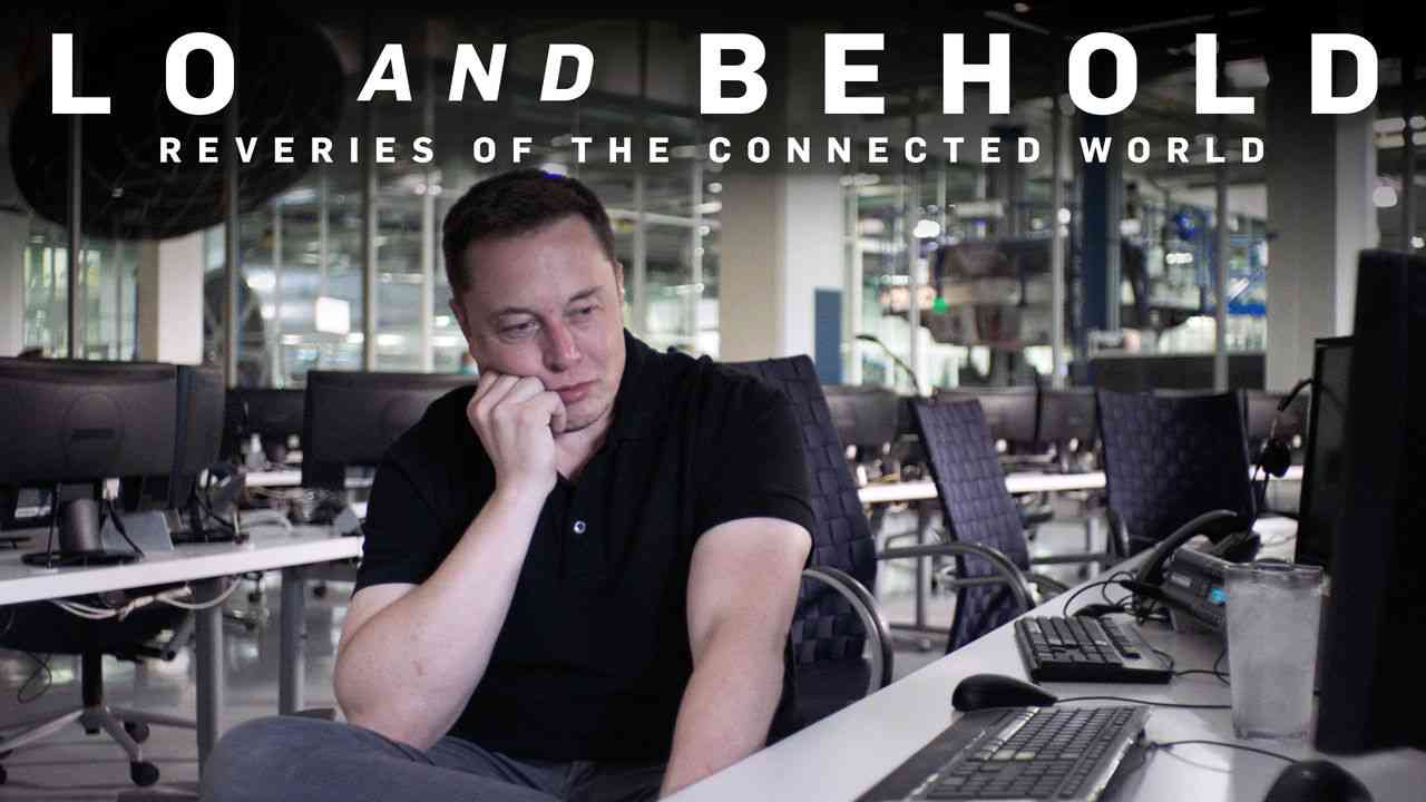 Lo and Behold: Reveries of the Connected World 2016