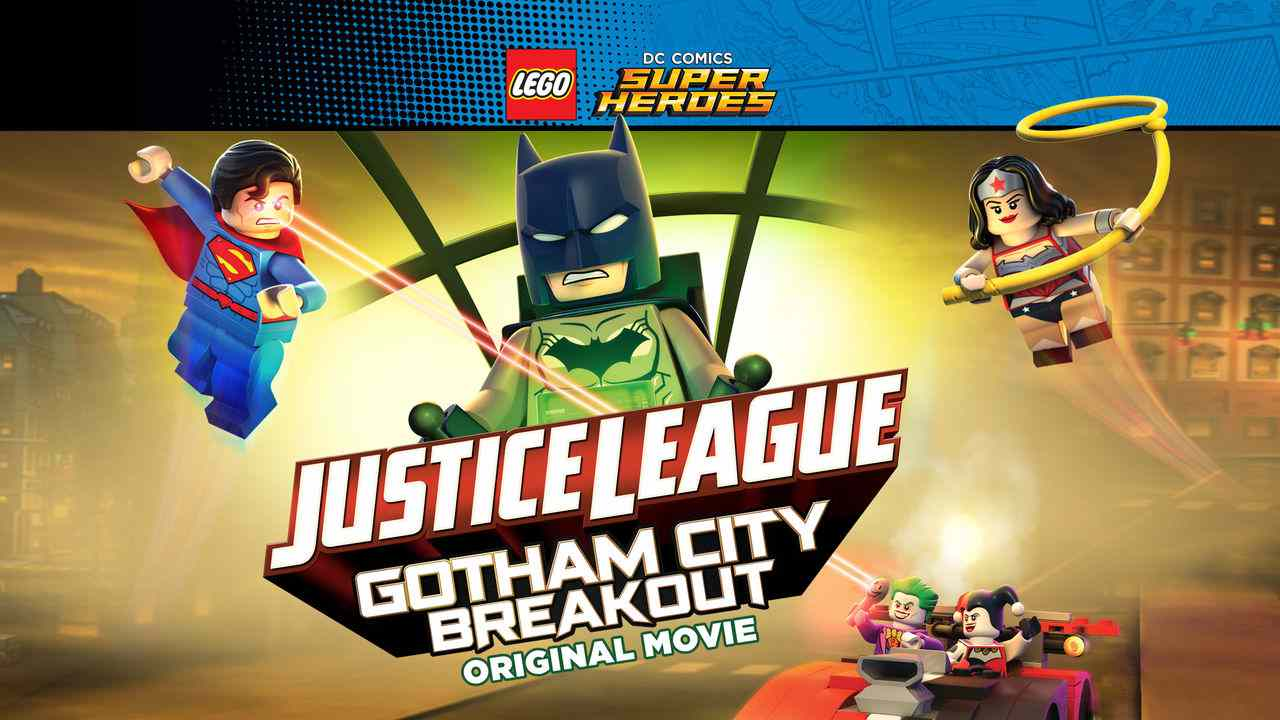 LEGO: Justice League: Gotham City Breakout 2016