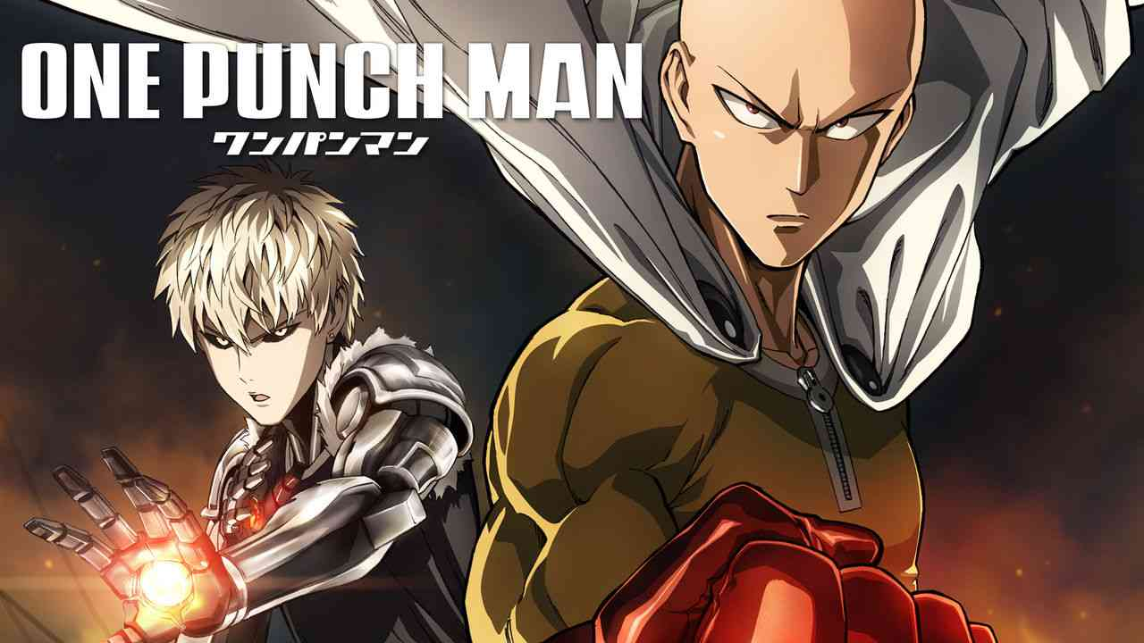 One Punch Man 2015