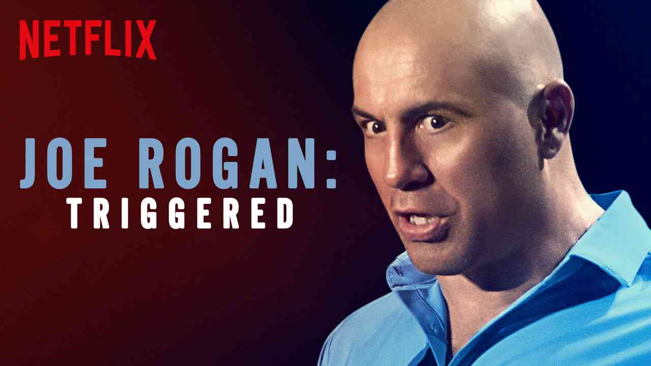 Joe Rogan: Triggered 2016