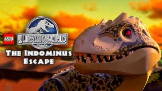 LEGO Jurassic World: The Indominus Escape 2016