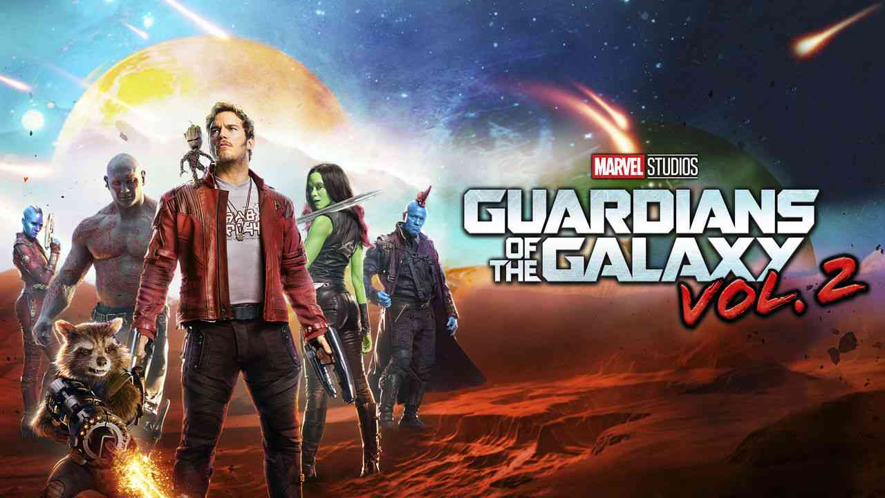 Is Movie Guardians Of The Galaxy Vol 2 2017 Streaming On Netflix