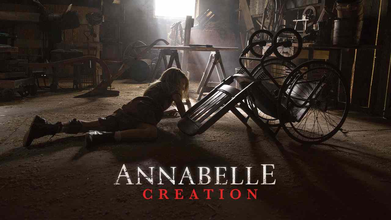 Is Movie Annabelle Creation 2017 Streaming On Netflix