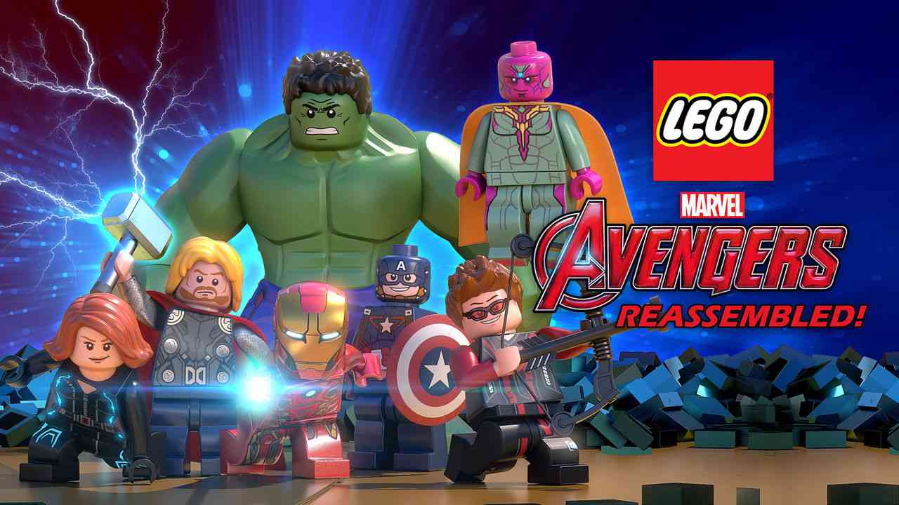 LEGO Marvel Super Heroes: Avengers Reassembled! 2015