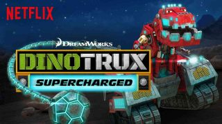 Dinotrux Supercharged 2017