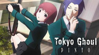 Tokyo Ghoul: Pinto 2015