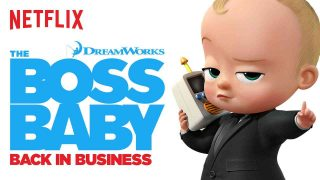 The Boss Baby: Back in Business 2018