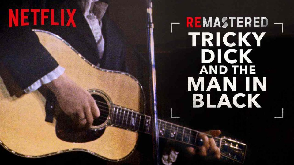 ReMastered: Tricky Dick and The Man in Black 2018