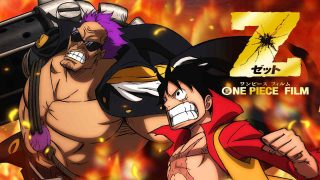 One Piece Film Z 2012