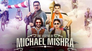 The Legend of Michael Mishra 2016