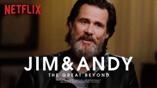 Jim & Andy: The Great Beyond - Featuring a Very Special